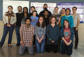 IC Chemistry Club students, Fall 2014