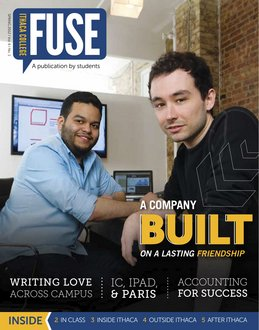 IC Fuse Spring 2012 issue cover image