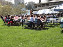 IC Kicks Back 2011, Photo courtesy of Theresa Radley