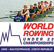 IC Rower Named to World Team