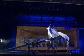 IC students perform Handel's Semele. Photo by Adam Baker