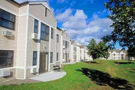 Q are there any on campus apartments for students fuse ithaca college for Ithaca college garden apartments