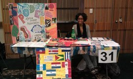 IMC Major Victoria Wells '14, Vice President of PODER: A Latino Association