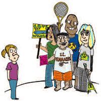 Illustration by Harrison Shuldman '08