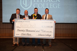 Inaugural Business Plan Competition Winners