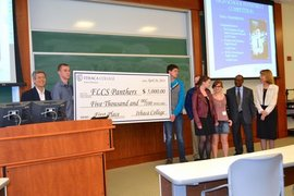 Inaugural High School Investment Competition Results