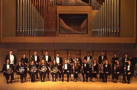 Ithaca College Brass Choir