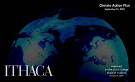 Ithaca College Climate Action Plan