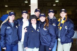 Ithaca College Equestrian Team (Officers)