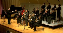 Ithaca College Jazz Ensemble, 2011-12