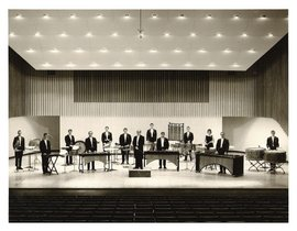 Ithaca College Percussion Studio Portfolio