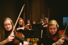 Ithaca College School of Music, Symphony Orchestra