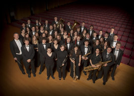 Ithaca College Wind Ensemble Photo