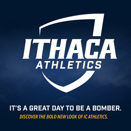 Ithaca College and its Office of Intercollegiate Athletics and Recreational Sports have unveiled a new visual identity for the athletics program.