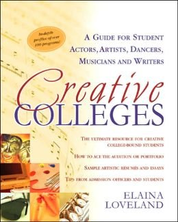 "Ithaca College is recommended in ""Creative Colleges: A Guide for Student Actors, Artists, Dancers, Musicians, and Writers"" for its writing program."
