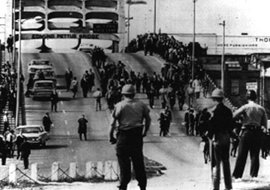 Ithaca College journalism students will cover the 50th anniversary of the Civil Rights march that crossed the Edmund Pettus Bridge in Selma, Alabama.