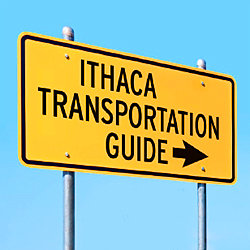 Ithaca transportation guide
