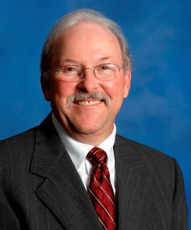 James Simpson will serve as the interim dean of the School of Business beginning July 1.