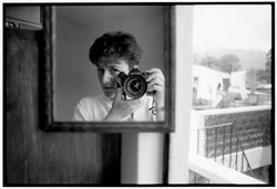 Janice Levy self-portrait