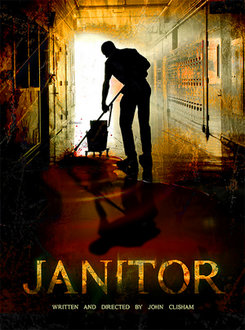 Janitor poster