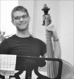 John Romey, MM Double Bass Performance, 2011