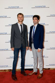 Joshua Corey '08 and Brian Kratz '08 have been selected as winners of the Humanitas New Voices Program.