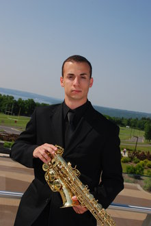 Justin Canzano, MM Saxophone Performance, 2011