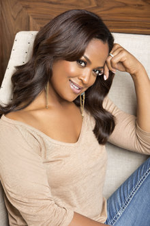 Laila Ali. Photo submitted.