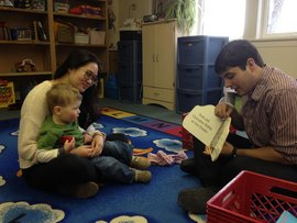Lang Family Reading Partnership