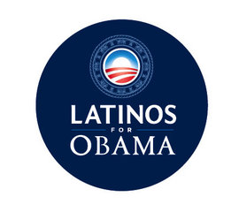 Latinos for Obama Logo (2008) (www.barackobama.com)