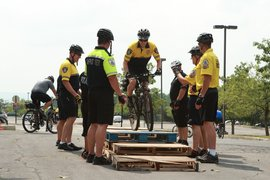 Law Enforcement Bike School
