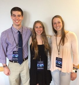 Leadership Scholars selected to present their Senior Capstones at the 2017 Whalen Symposium