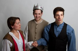 """Lesbian Fairytale Musical"" at Ithaca College"