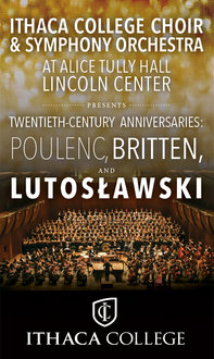 Lincoln Center Tour Poster