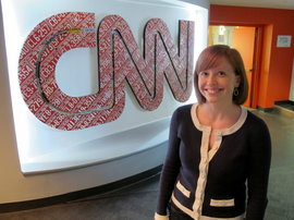 Lindsey Knox '07, Writer/Producer, CNN Newsroom