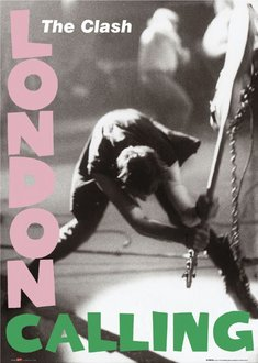 London Calling, by The Clash