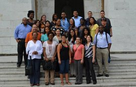 MLK Scholars in the Domincan Republic, 2011