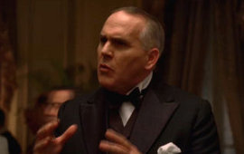 "Malachi Cleary as Warren G. Harding on ""Boardwalk Empire"""
