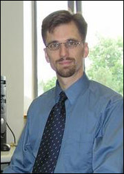 Matthew C. Sullivan, associate professor of physics.