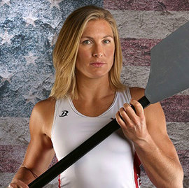 Meghan Musnicki will represent the U.S. for the third time at the Olympics in Rio.