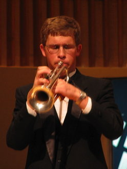 Michael Treat, Trumpet, Jazz Ensemble