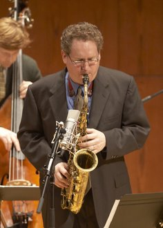 Mike Titlebaum, saxophone