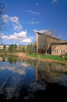 Muller Chapel at Ithaca College