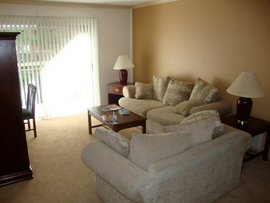 Oakwood Living Room Ithaca College