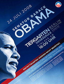 Obama Berlin Poster-July, 2008 (www.oberholtzer-creative.com)