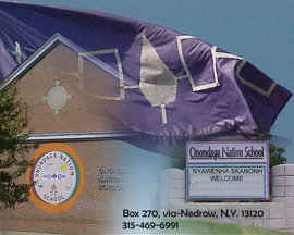 Onondaga Nation School