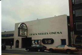 Orson Wells Cinema