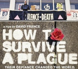 Out of the Closet and Onto the Screen series at Ithaca College will show the documentary �How to Survive a Plague� on Wednesday, Dec. 4.