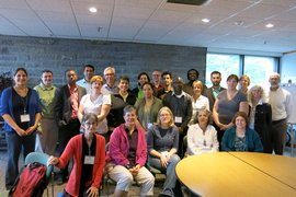 POD Leadership Development Institute, June 9-12, 2014.  Hosted by Ithaca College and Cornell University.