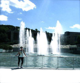 Paige at Ithaca